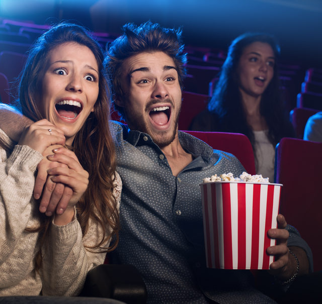 Sorties au cinéma